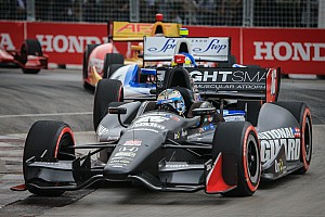 IndyCar Breaking news INDYCAR Toronto 2 in T.O. doubleheader post-event infractions