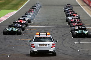 Formula 1 Rumor Meanwhile, at the back of the grid