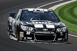 NASCAR Sprint Cup Preview NASCAR notebook: Jimmie Johnson learned not to trust instincts at Indy