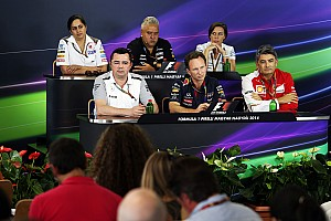 Formula 1 Breaking news New war erupts between F1 teams and media