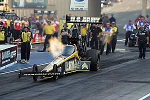 NHRA Race report Don Schumacher Racing needs to regroup  before 'Western Swing' ends