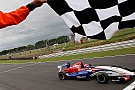 Championship leader Fittipaldi unstoppable at Brands Hatch