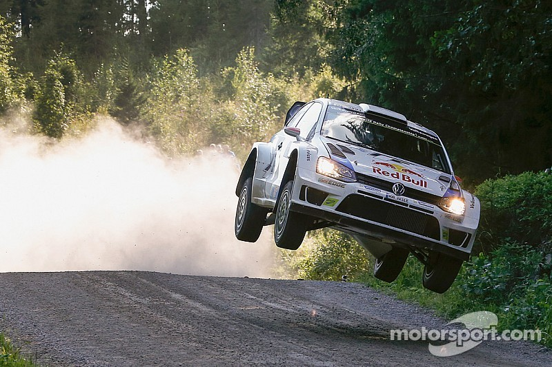 Latvala's lead shrinks on the penultimate day of Rally Finland