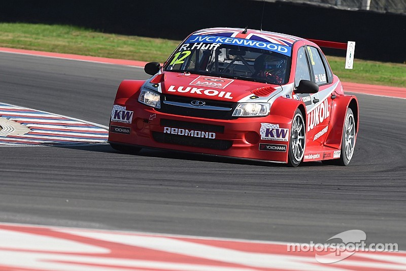 Small gains net big rewards as Huffy takes race two pole in Argentina