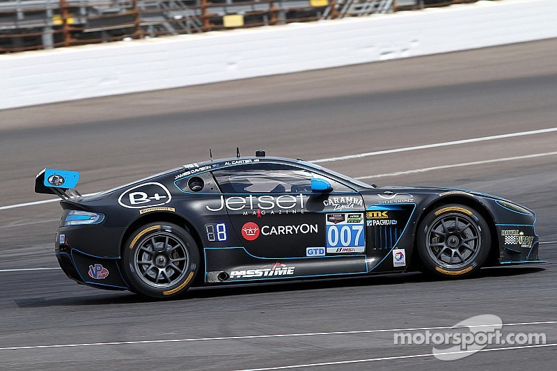 Al Carter looking to make Aston Martin Racing history at Road America
