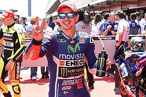 Lorenzo confirms future plans and signs two year deal with Yamaha
