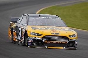 NASCAR Sprint Cup Qualifying report Ambrose leads Ford qualifying effort at Watkins Glen