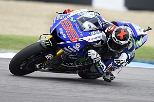 Lorenzo and Rossi deliver double podium in Indianapolis