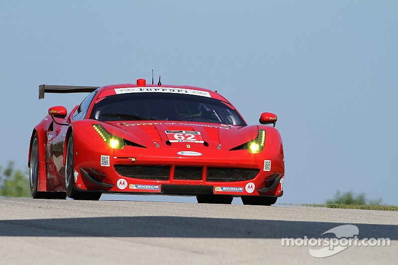 Ferrari F458 Italia wins first TUDOR Championship race In GTLM Class