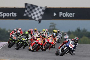 MotoGP Preview MotoGP riders prepare for battle in the Czech Republic