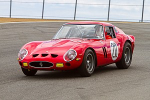 Ferrari 250 GTO sells for record price at California auction