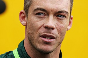 Formula 1 Breaking news Lotterer 'not dreaming' about permanent F1 switch