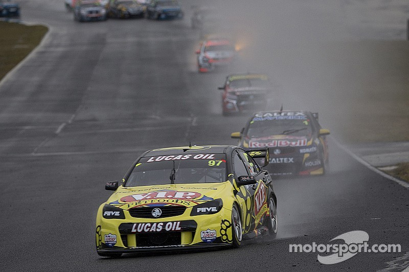 Van Gisbergen goes in search of the weekend sweep after Race Two triumph