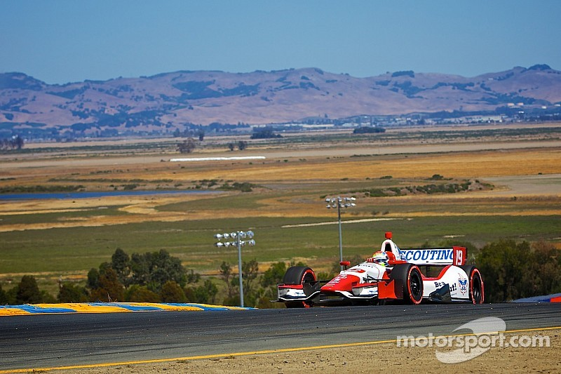Justin Wilson takes ninth in GoPro Grand Prix