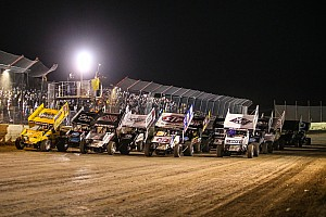 World of Outlaws Commentary Sprint car racing, the show must go on