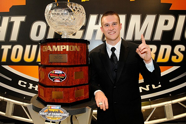 Ryan Preece: NASCAR's rising modified star