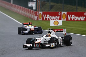 GP2 Practice report Pic sets the pace in Monza
