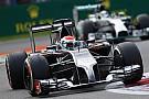 Italian GP: A difficult race for Sauber