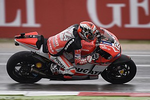 Dovizioso qualifies on row 2 at Misano