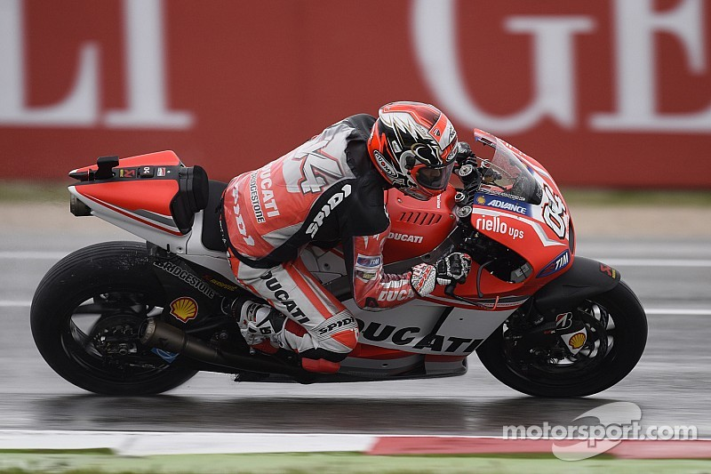 Dovizioso qualifies on row 2 at Misano