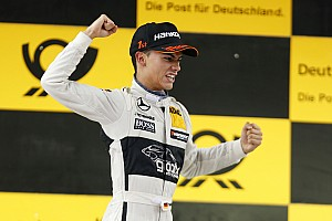 DTM Race report Wittmann new champion, Wehrlein youngest DTM-ever race winner