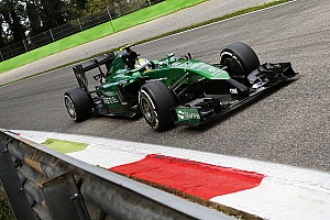Caldarelli rules himself out for Caterham seat
