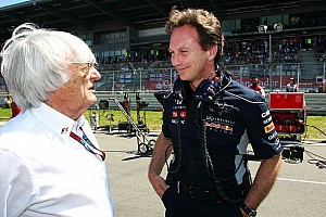 Ecclestone says radio clampdown was his decision