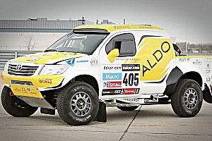 ALDO Racing Team getting ready for upcoming Dakar rally