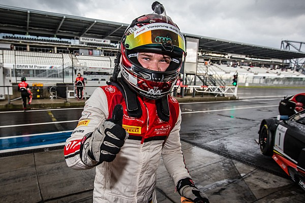 Christopher Mies puts Audi on pole for Nurburgring 1000