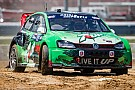 Scott Speed wins first leg of Red Bull Global Rallycross Los Angeles Doubleheader