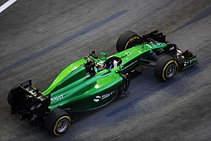 Formula 1 Breaking news Pirelli threatens to withhold tyres from Caterham - report