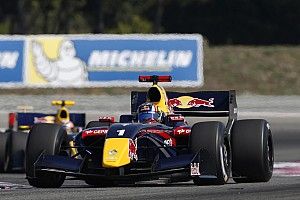 Formula 3.5 Race report Record victory for Carlos Sainz at Circuit Paul Ricard