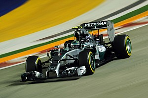 The final quarter of the Formula One season brings Mercedes to Suzuka