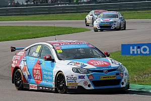BTCC Race report Plato's Silverstone double sets up title decider