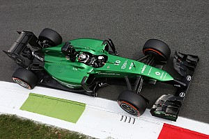 Formula 1 Breaking news Kobayashi retains Caterham seat for home race