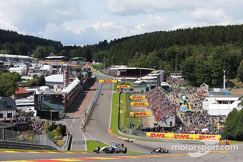 Belgium GP set for 2018 deal