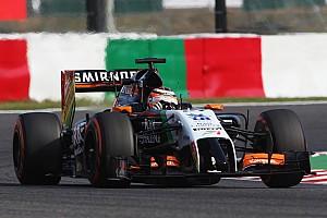 Sahara Force India's preparations for Sunday's Japanese GP got underway today at Suzuka