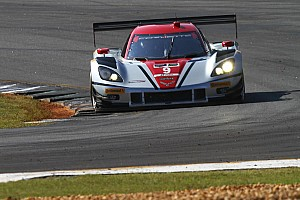 Action Express and SpeedSource prototypes crash in Petit Le Mans qualifying