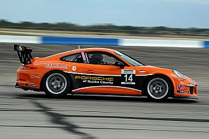 Thompson takes Porsche 911 GT3 Cup championship at Road Atlanta