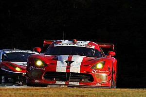 IMSA Race report SRT Viper reaches its goal at Road Atlanta