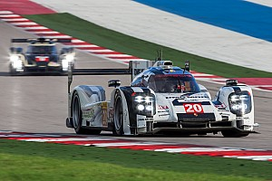 WEC Preview Porsche 919 Hybrids on top speed at the foot of Mount Fuji
