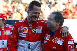 Schumacher 'can live normal life again' - Todt