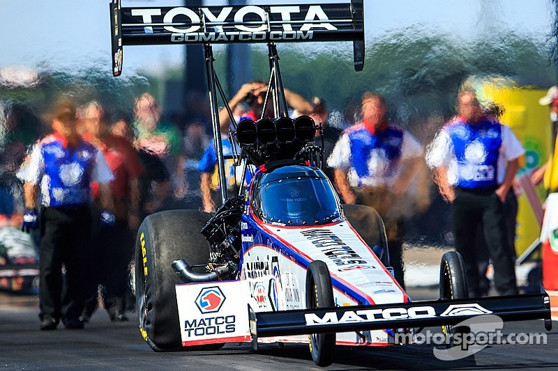 Two to go: NHRA heads to Las Vegas for next-to-last race