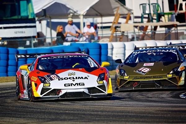 IMSA, Lamborghini extend Blancpain Super Trofeo North America agreement