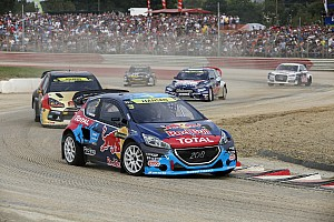 Hansen leads World RX drivers in Istanbul