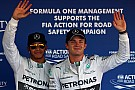 Mercedes poised to clinch constructors' title in Sochi