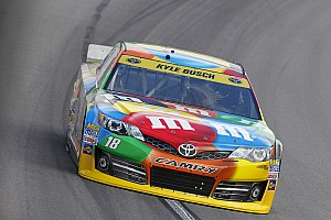 Kyle Busch Talladega plan: Survive and advance
