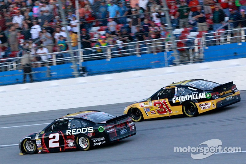 NASCAR clears No. 31 team after post-race inspection issue