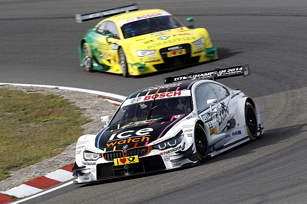Marco Wittman: DTM champion talks about the season, and his test with Formula One