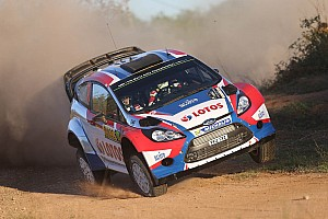 WRC Race report Determination from Kubica in Spain